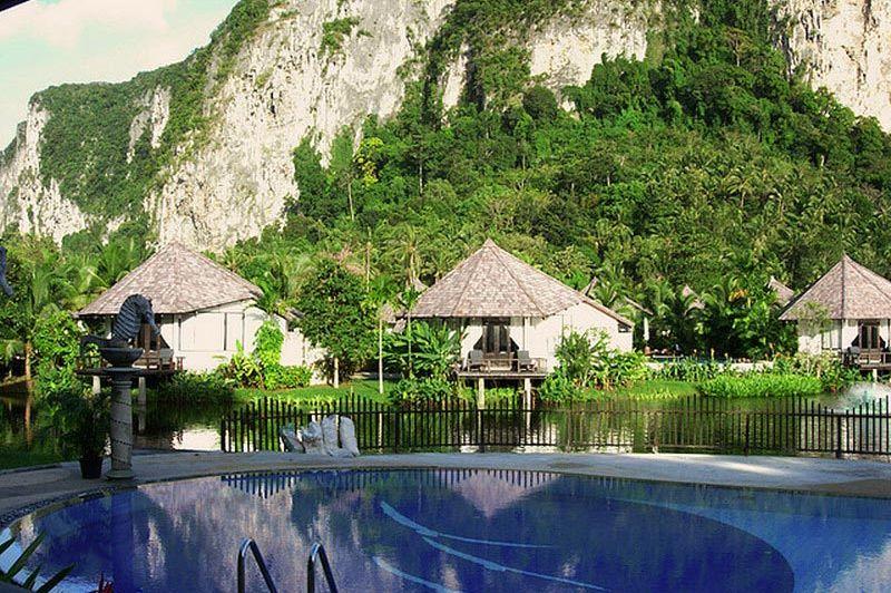 zwembad - Peace Laguna Resort & Spa - Krabi - Thailand