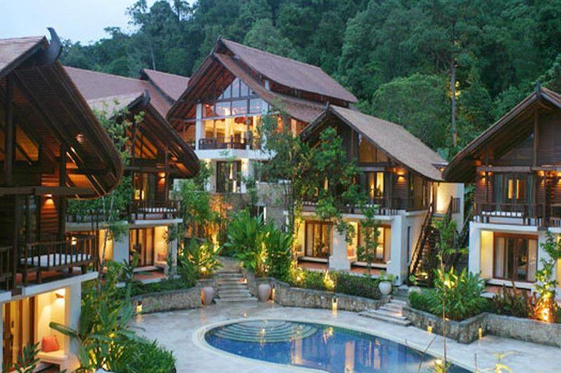 resort - The Tubkaak Boutique Resort - Thailand