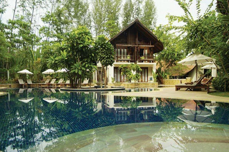 zwembad - The Tubkaak Boutique Resort - Thailand