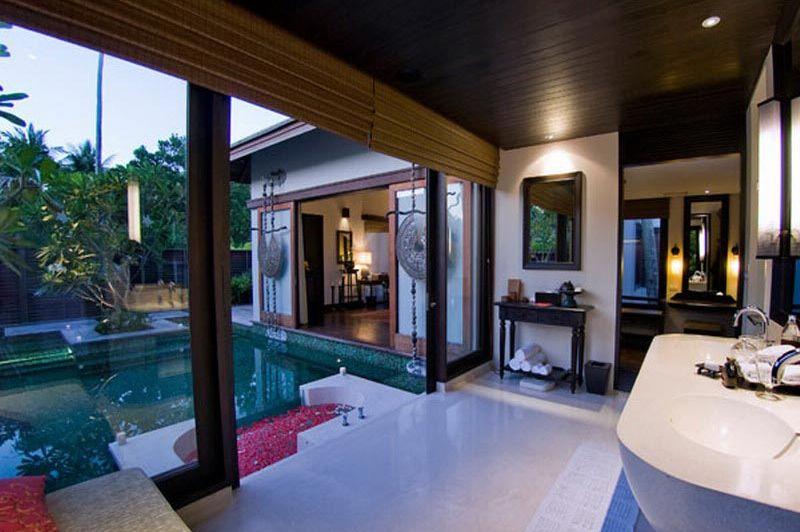 badkamer - Anantara Phuket Villas - Phuket - Thailand