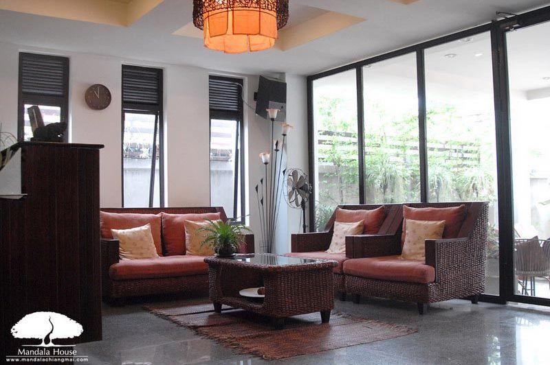 lobby - Mandala House - Chiang Mai - Thailand