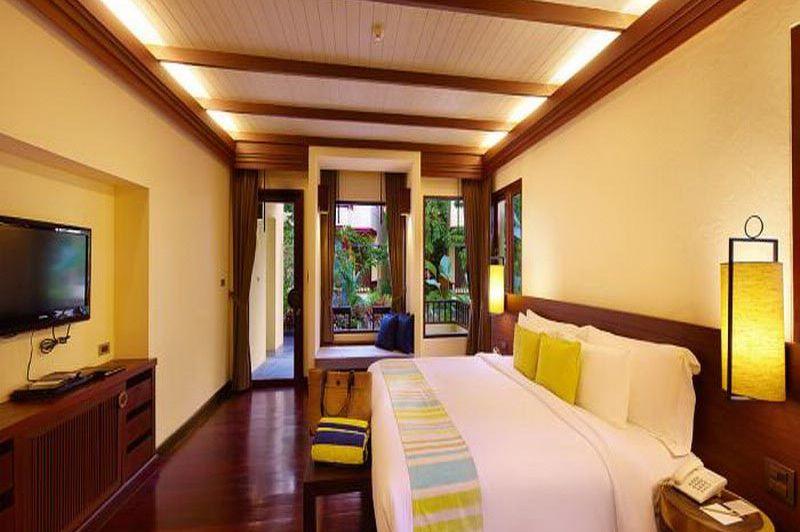 hotelkamer Chantaramas Resort - Koh Phangan - Thailand