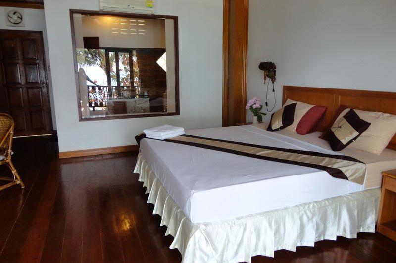 kamer - Haad Khuad Resort - Koh Phangan - Thailand