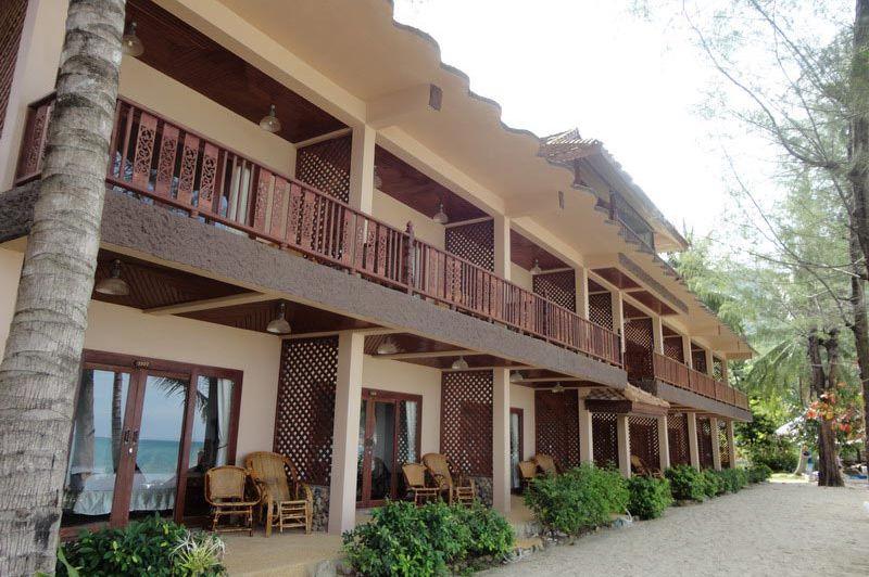 appartementen - Haad Khuad Resort - Koh Phangan - Thailand