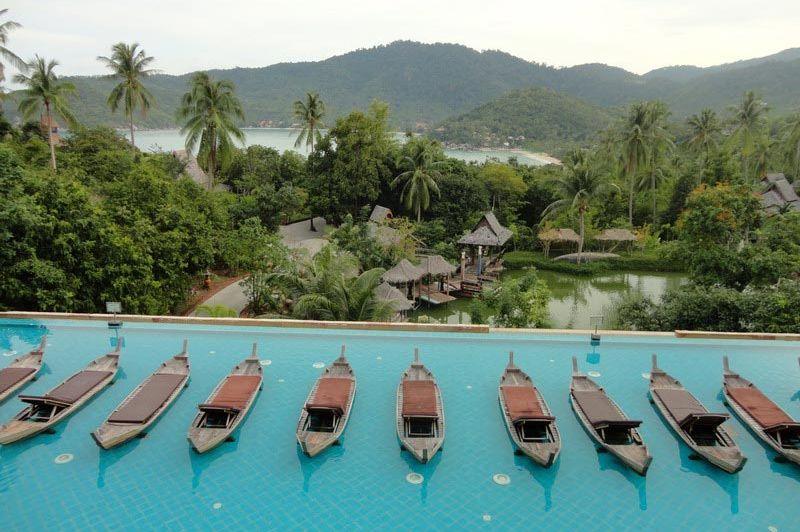 accommodatie - Santhiya Resort & Spa - Koh Phangan - Thailand