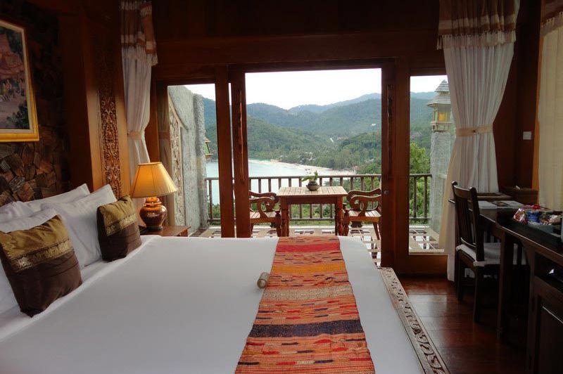 kamer - Santhiya Resort & Spa - Koh Phangan - Thailand