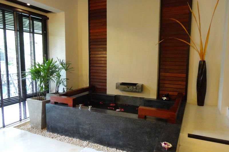 badkamer - Kirikayan Resort - Koh Samui - Thailand