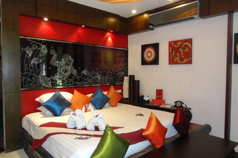 kamer - Kirikayan Resort - Koh Samui - Thailand