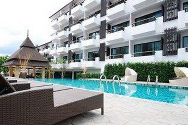 zwembad - Greenery Resort - Khao Yai NP - Thailand