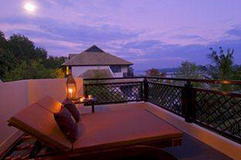 uitzicht - Tohsang Khongjiam Resort - Khong Jiam - Thailand