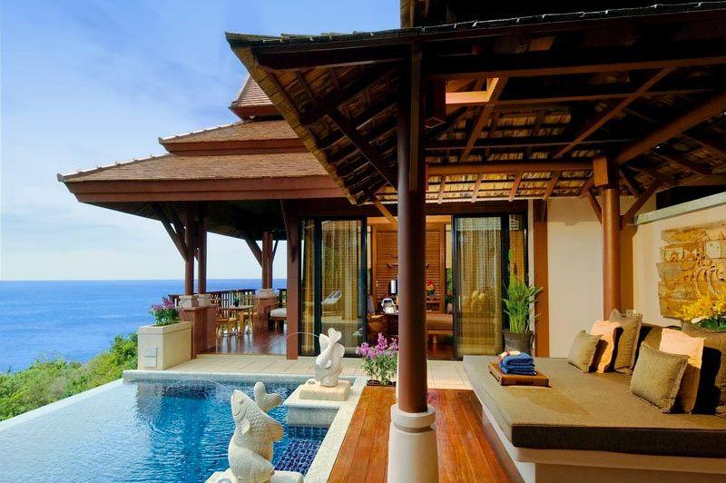 zwembad - Pimalai Resort & Spa - Koh Lanta - Thailand