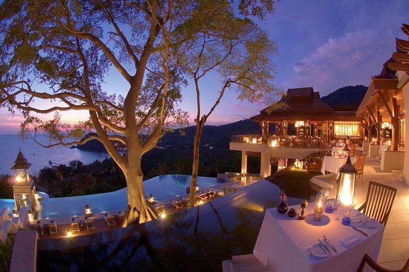 restaurant - Pimalai Resort & Spa - Koh Lanta - Thailand