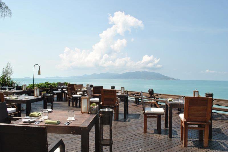 Six Senses restaurant - Thailand - foto: Marloes Wijnhoff
