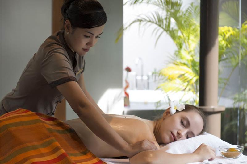 Linger Longer Spa, Layana Resort & Spa - Layana Resort & Spa - Thailand - foto: Archief