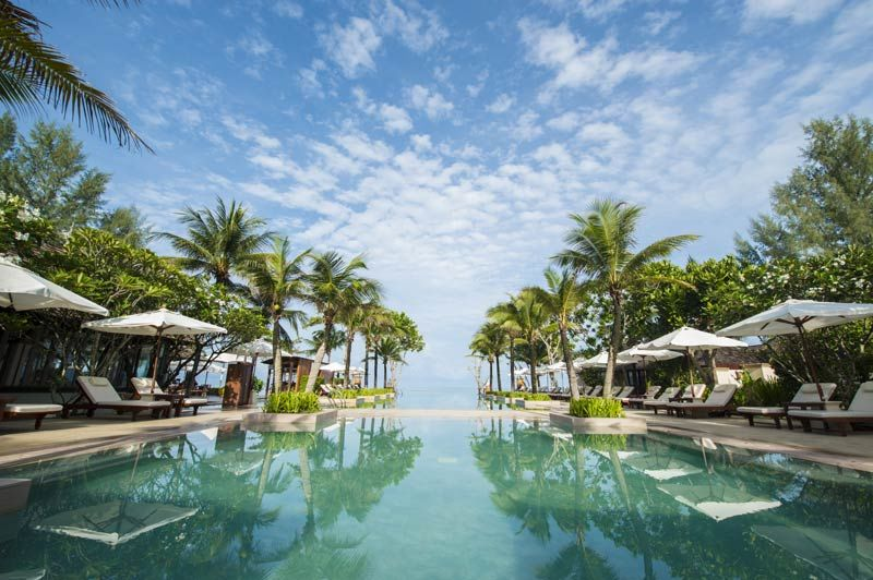 Zwembad Layana Resort & Spa - Layana Resort & Spa - Thailand - foto: Archief