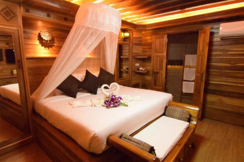Kamer Baan Habeebee Resort op Krabi - Baan Habeebee Resort - Thailand - foto: Baan Habeebee Resort