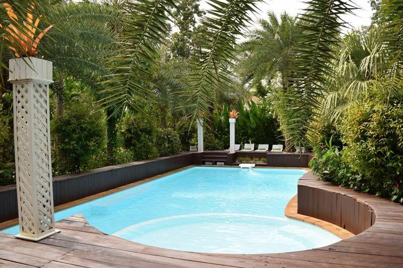 Zwembad Baan Habeebee Resort op Krabi - Baan Habeebee Resort - Thailand - foto: Baan Habeebee Resort