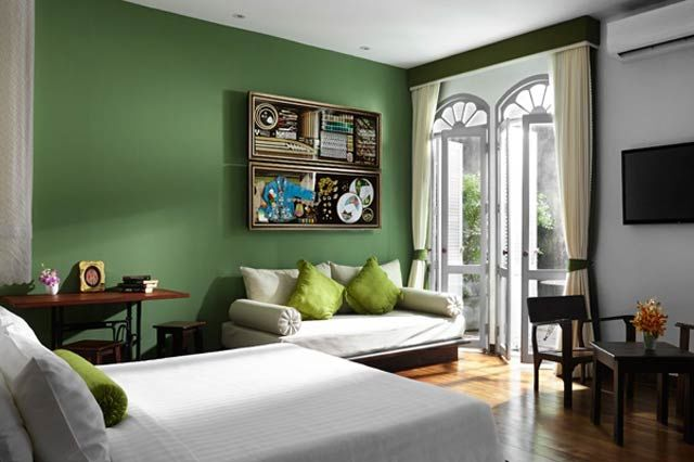 Kamer van The Memory at On On Hotel - The Memory at On On Hotel - Thailand - foto: The Memory at On On Hotel