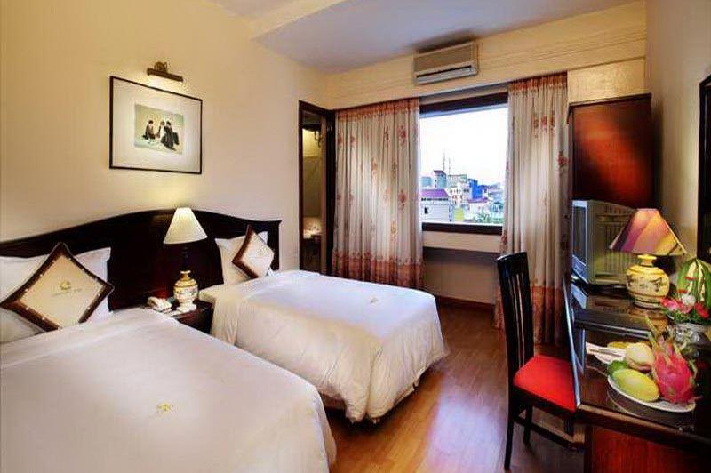 kamer - Century Riverside Hotel - Hue - Vietnam