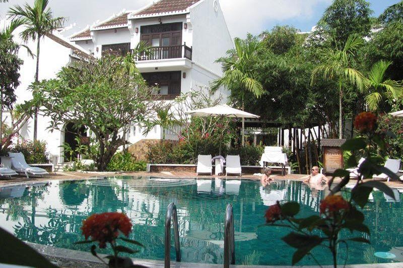 zwembad - Ancient House Resort - Hoi An - Vietnam