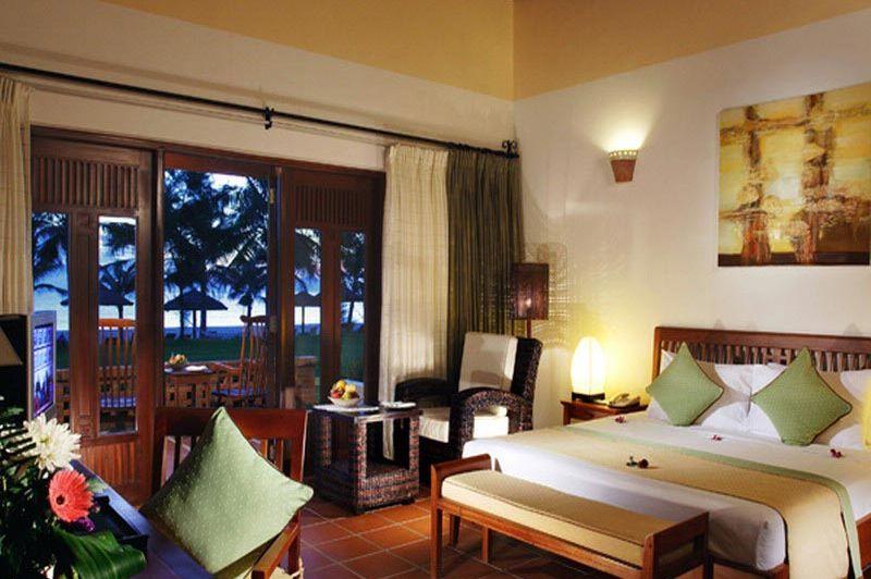 kamer - Palm Garden Resort - Hoi An - Vietnam