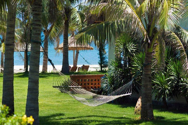tuin - Palm Garden Resort - Hoi An - Vietnam