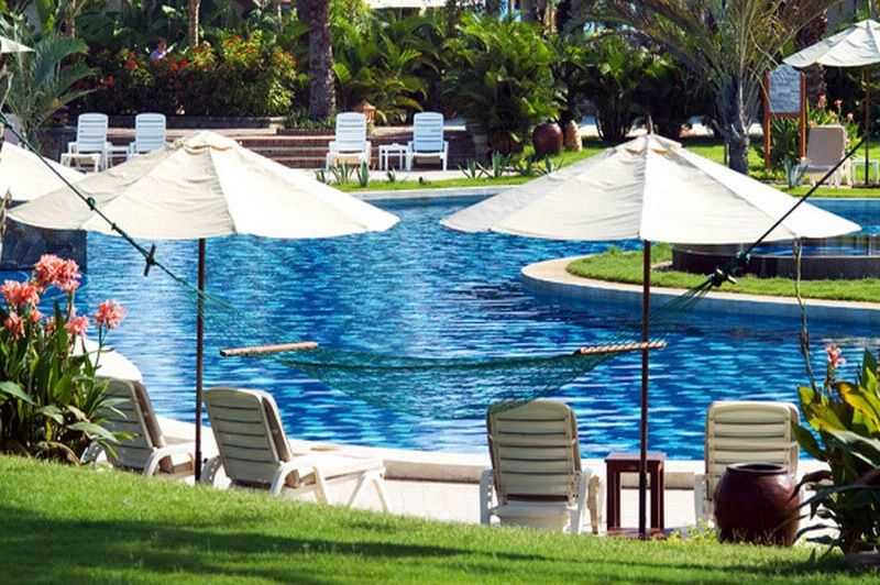 zwembad - Palm Garden Resort - Hoi An - Vietnam