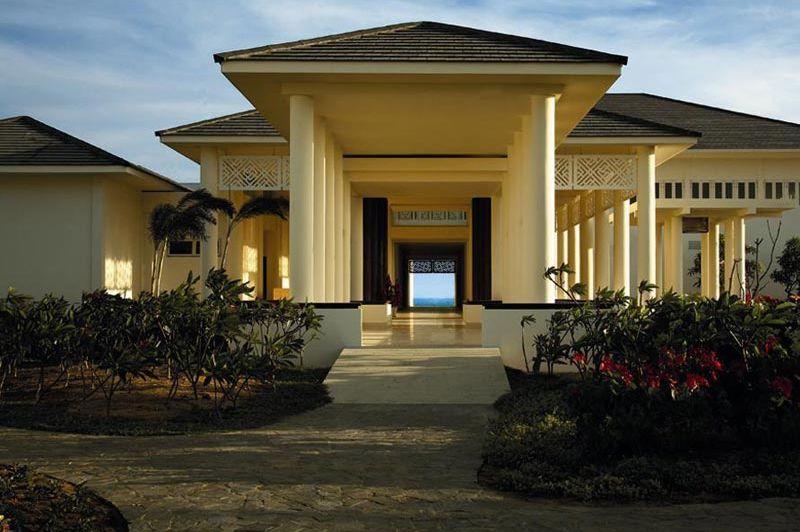 receptie - Princess d'Annam Resort & Spa - Phan Thiet / Mui Ne - Vietnam