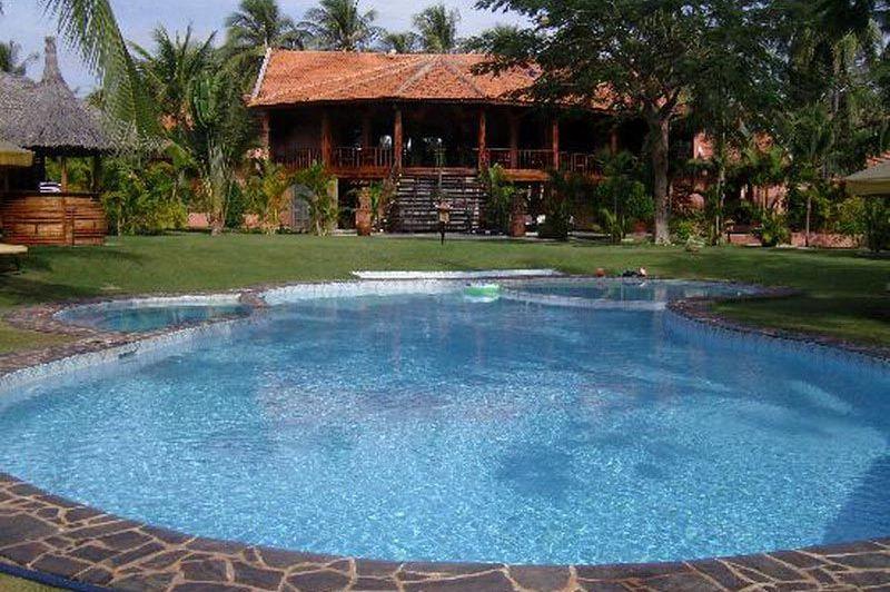 zwembad - Coco Beach Resort - Phan Thiet / Mui Ne - Vietnam