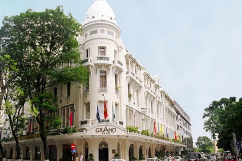 hotel - Grand Hotel Saigon - Ho Chi Minh - Vietnam