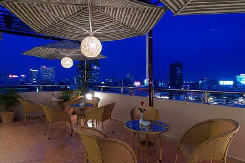 bar - Lavender Hotel - Ho Chi Minh - Vietnam