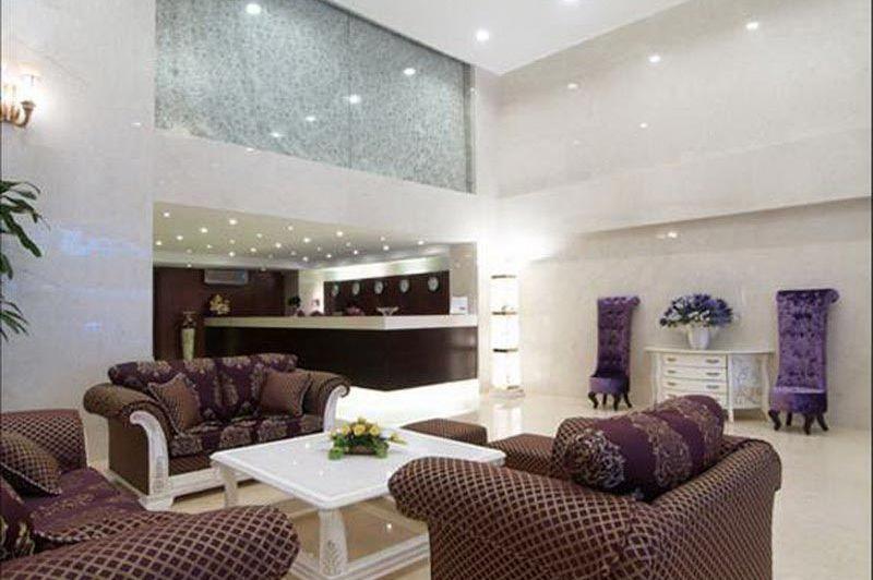 lobby - Lavender Hotel - Ho Chi Minh - Vietnam