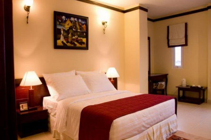 kamer - Asian Ruby Hotel - Ho Chi Minh - Vietnam