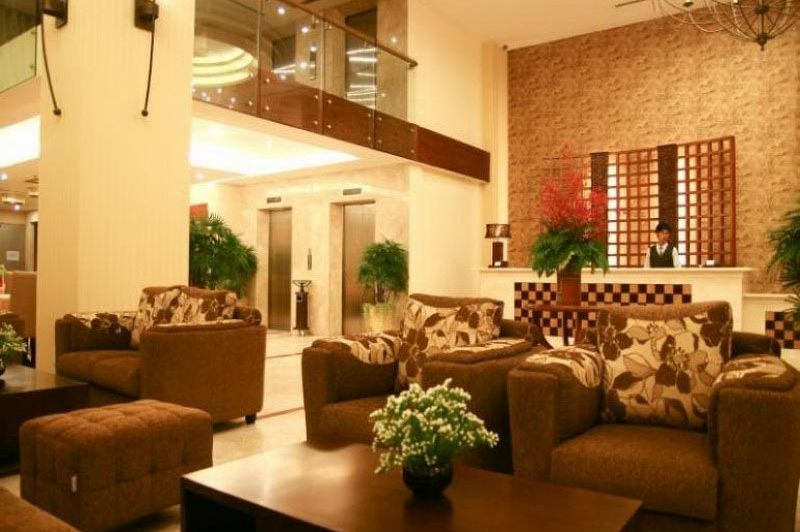 lobby - Asian Ruby Hotel - Ho Chi Minh - Vietnam