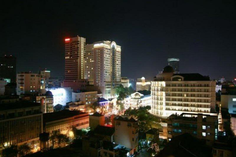 hotel - Asian Ruby Hotel - Ho Chi Minh - Vietnam