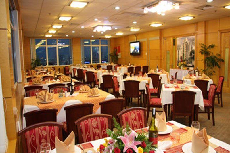 restaurant - Sapphire Hotel - Ho Chi Minh City - Vietnam