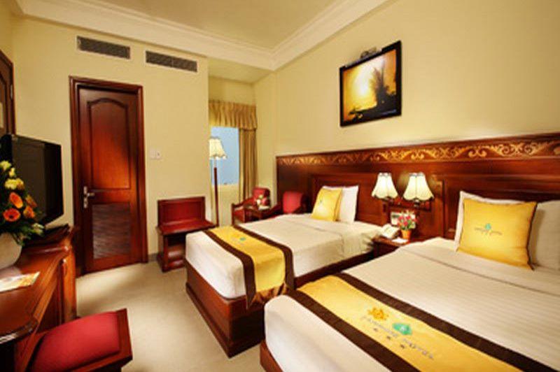 kamer - Sapphire Hotel - Ho Chi Minh City - Vietnam