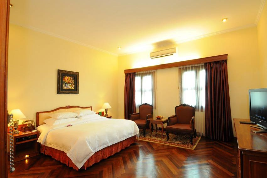kamer - Hotel Majestic Saigon - Vietnam