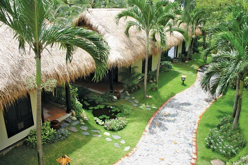vooraanzicht - Bamboo Village Beach Resort & Spa - Vietnam