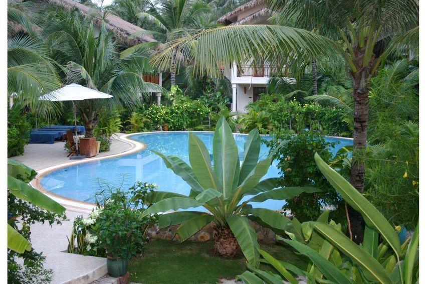 zwembad - Bamboo Village Beach Resort & Spa - Vietnam