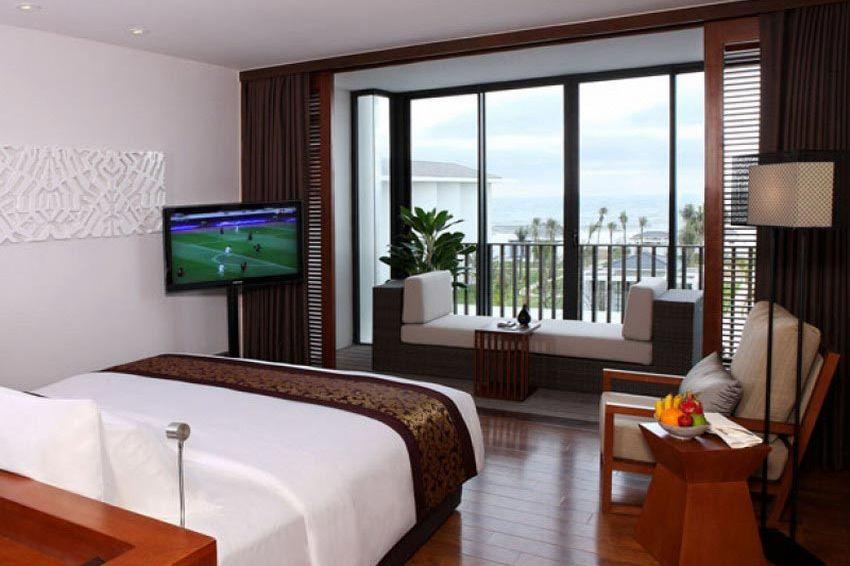 slaapkamer - Sunrise Hoi An Beach Resort - Vietnam