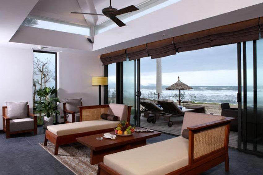 woonkamer - Sunrise Hoi An Beach Resort - Vietnam