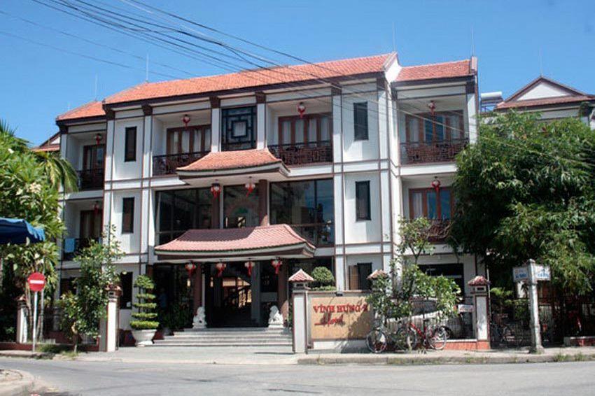 vooraanzicht - Vinh Hung 2 Hotel - Vietnam