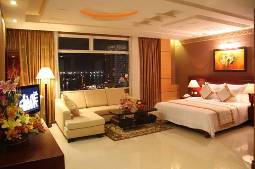 slaapkamer - Northern Hotel - Vietnam