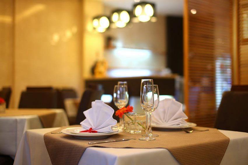 restaurant - Sanouva Hotel - Vietnam