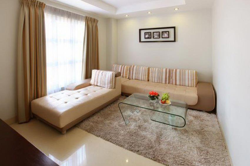 woonkamer - Sanouva Hotel - Vietnam