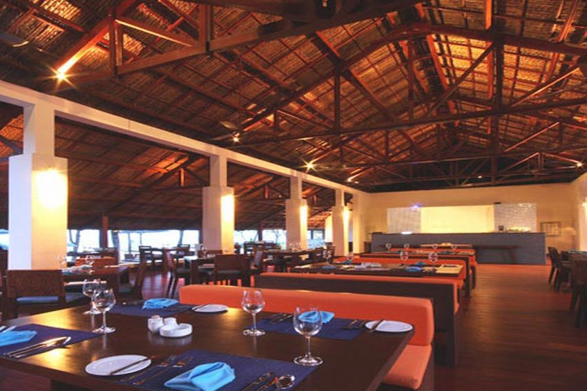 restaurant - Blue Ocean Resort - Vietnam