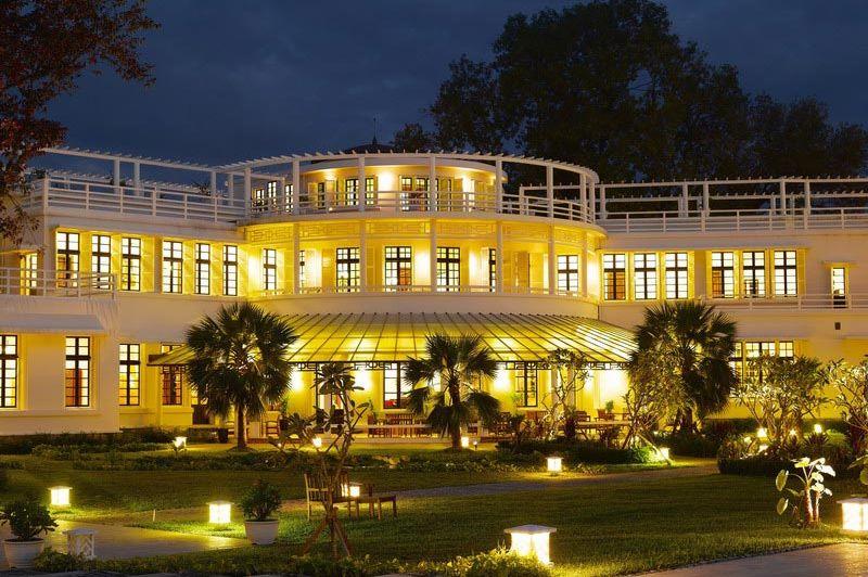 La Residence Hotel & Spa bij avond - La Residence Hotel & Spa - Vietnam