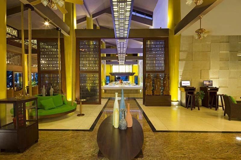 Mercure Phu Quoc Resort & Villas - lounge - Mercure Phu Quoc Resort & Villas - Vietnam