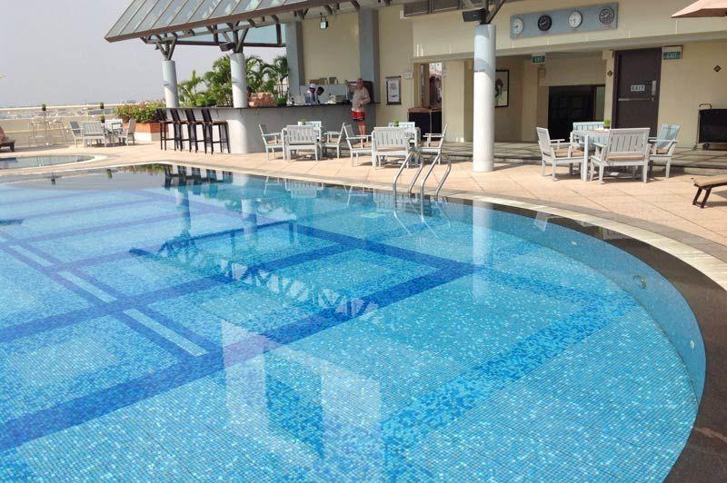 Sofitel HCMC - zwembad - Sofitel HCMC - Vietnam